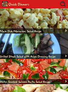 Apetizer Recipes screenshot 2