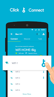 Blue WiFi - Connect Anywhere - náhled