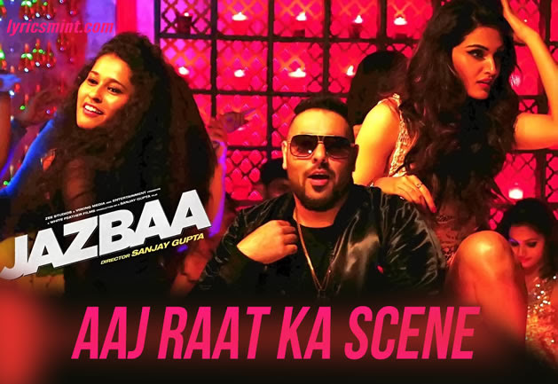 Aaj Raat Ka Scene