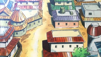 Yamato Gets a Mission!/Leaf Village of the Dead!
