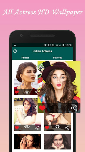 Actress HD Wallpapers 1.0.5 screenshots 1