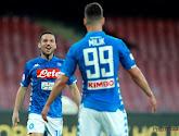 Napoli haalt het zonder Dries Mertens eenvoudig van Sampdoria