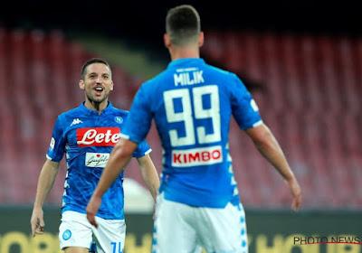 🎥 Serie A : Milik offre les trois points au Napoli