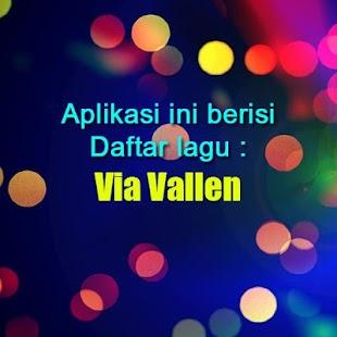 Lagu VIA VALLEN + Lirik - náhled