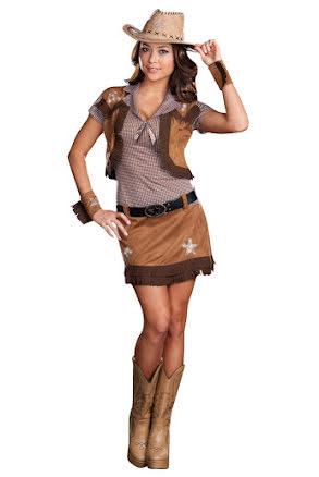 Cowgirl, vuxen