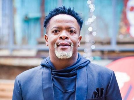 Trevor Gumbi was part of a roast where young comedians showed off their talent.