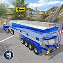 Water Tanker Transport Sim icon