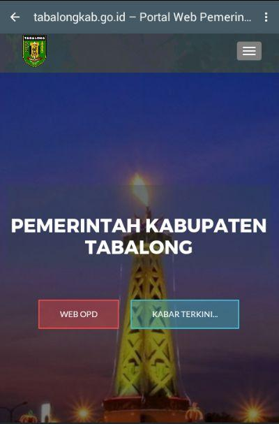 Tabalong Update- screenshot