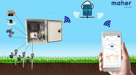 Monitorizar datos agronómicos registrados por sensores