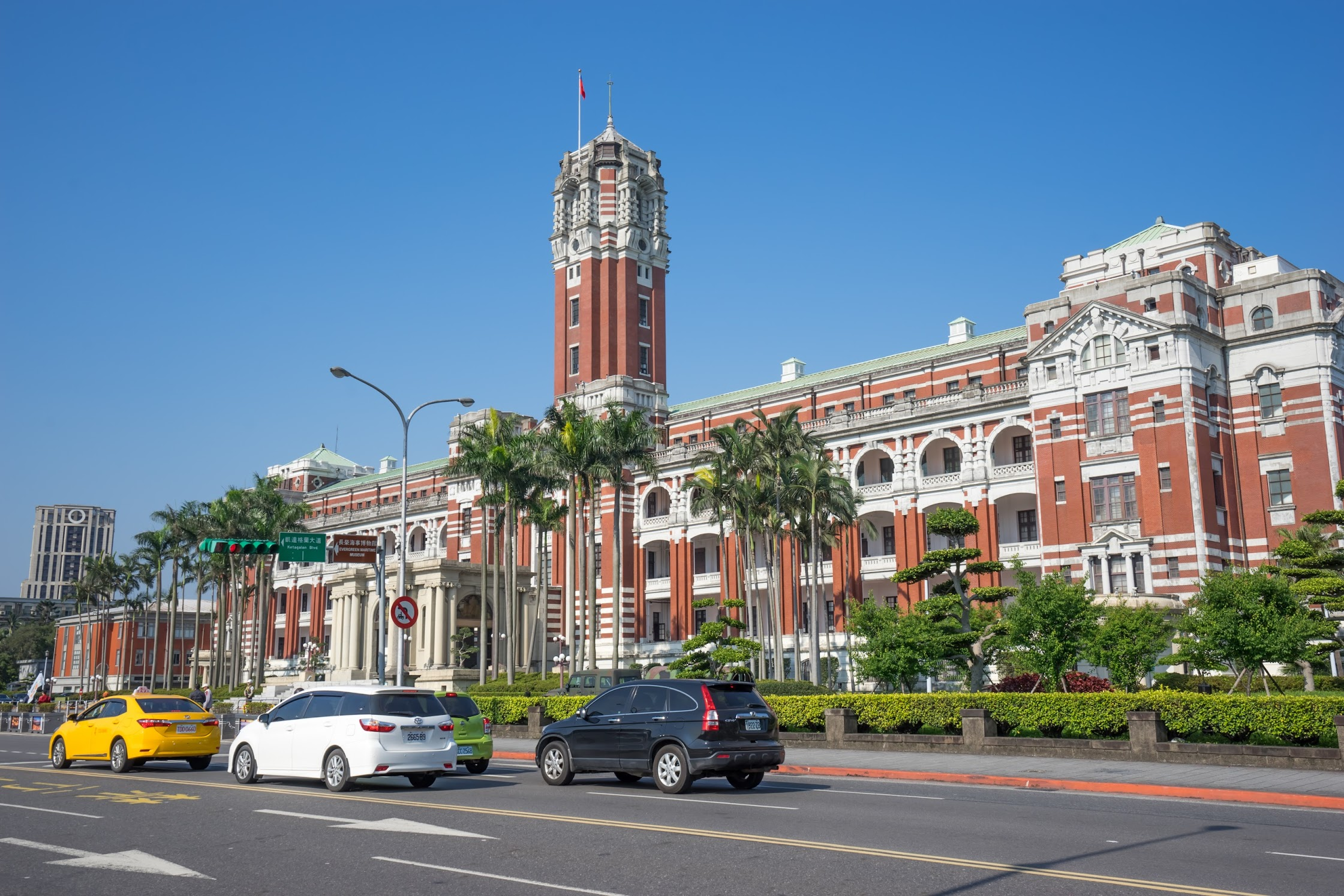 Taiwan Presidential Office Building1