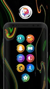 Pixel Scratched Icon Pack 1.9 Mod APK (Unlock All) 2