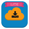 1DM Lite: Video, Torrent Download manager icon