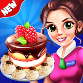 Bakery Shop : Restaurant Match 3 Game