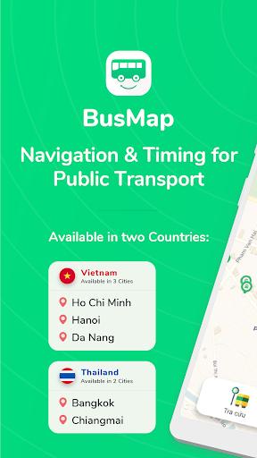 BusMap - Navigation & Timing for Public Transit Apk 1