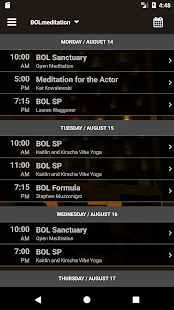 BOL meditation- screenshot thumbnail