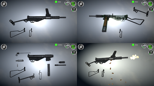 Weapon stripping  captures d'u00e9cran 2