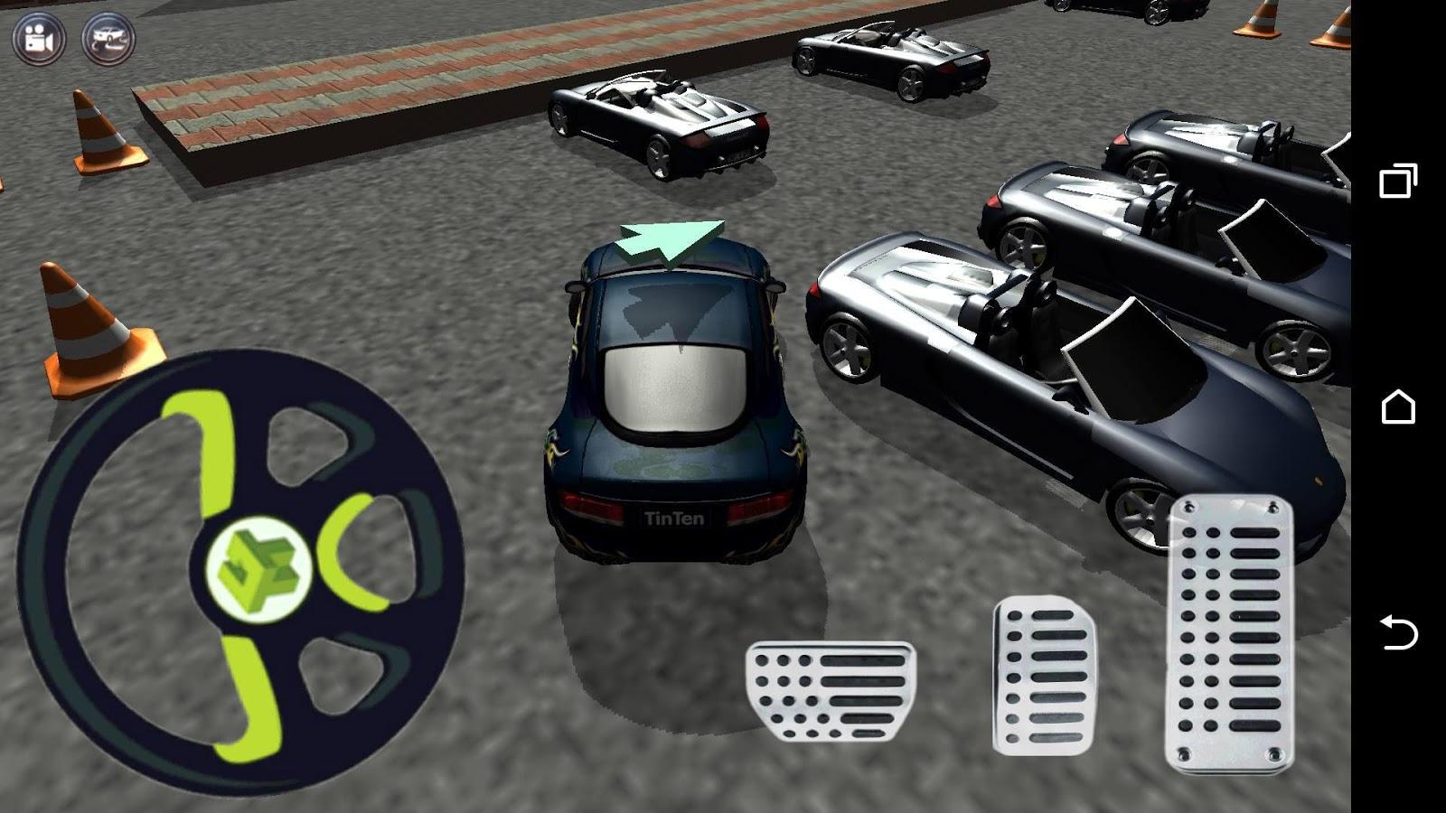 3d araba park etme oyun bedava - google play'de android uygulamaları
