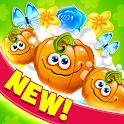 Funny farm - free match 3 game icon