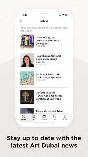 Art Dubai screenshot 5