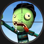 Halloween Sniper : Scary Zombies MOD APK aka APK MOD 1.9 (Unlimited Money)
