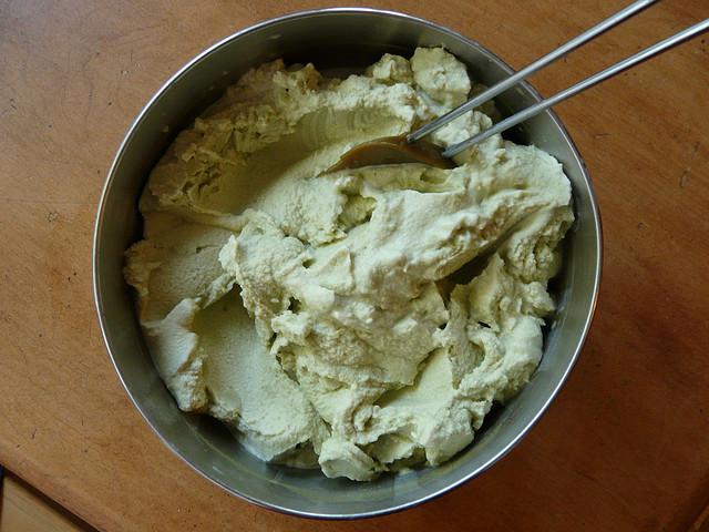 Paleo Green Tea Ice Cream