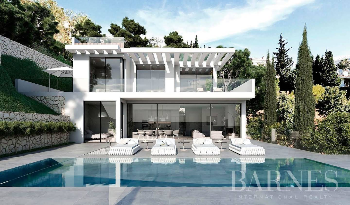 Villa with pool and terrace Fuengirola