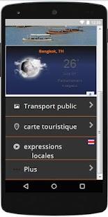 Thailande. Visiter Bangkok Travel - náhled