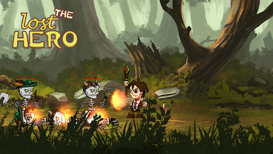 The Lost Hero - screenshot thumbnail