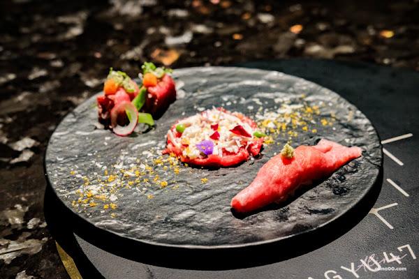 台北信義 和牛47 微風南山-燒肉懷石料理,浪漫101夜景餐廳