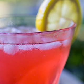 Grown Up Pink Lemonade Recipe