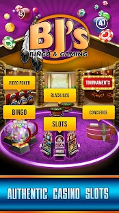 BJ's Bingo & Gaming Casino- screenshot thumbnail