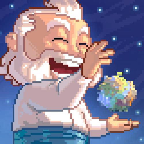 The Sandbox Evolution - Craft a 2D Pixel Universe! (Mod Mone 1.7.3mod