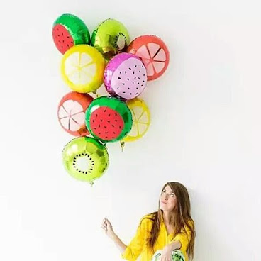 18寸水果氣球