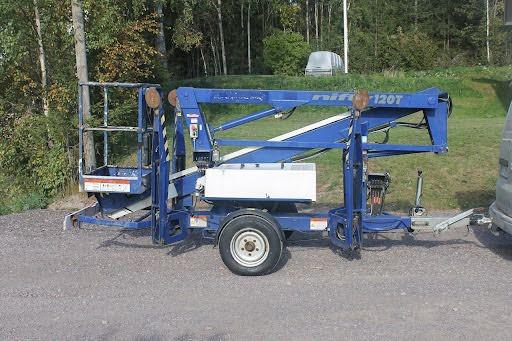 Niftylift 120T -06 SÅLD