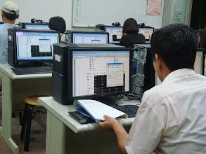 Photo: 20111031頭份(一)電腦軟體應用與實作MS Office Word與Excel003
