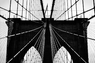 Photo: Brooklyn Bridge, New York City; October 2011
