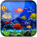 Fishes Live Wallpaper 2016 icon