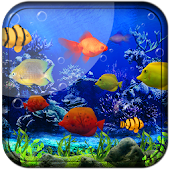 Tải Game Fishes Live Wallpaper 2017