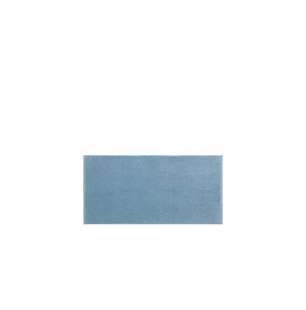 PIANA, Badrumsmatta 50x100 cm, Ashley Blue, Blomus