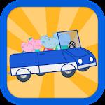 Kids Car Icon