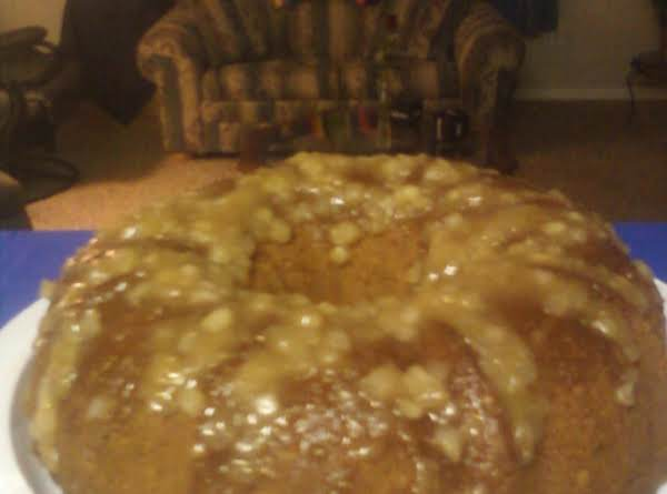Super Apple-spice Cake