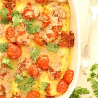 Huevos Rancheros Breakfast Enchiladas