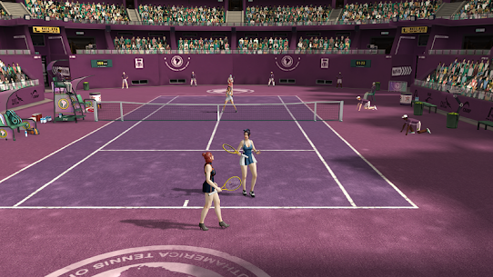 Ultimate Tennis: 3D online sports game 8