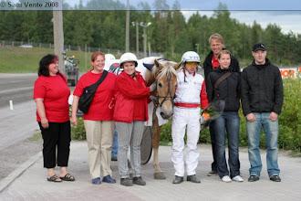 Photo: Tähen Pinkaus/Jani Ruotsalainen 3.8.2008