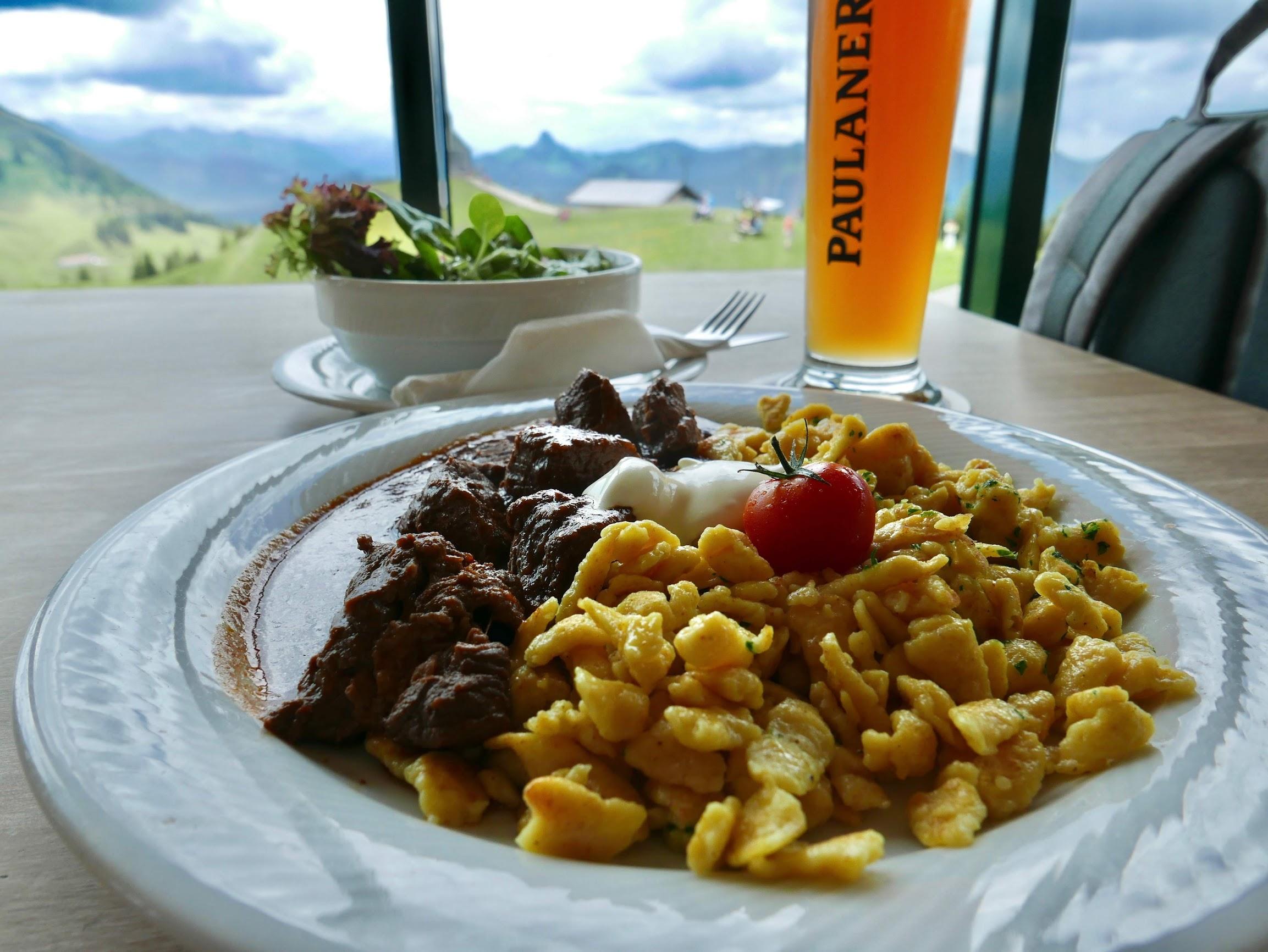 Panoramarestaurant, Walberg, Rottach-Egern