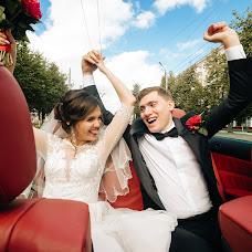 Wedding photographer Vyacheslav Kuzin (KuzinART). Photo of 30.03.2018