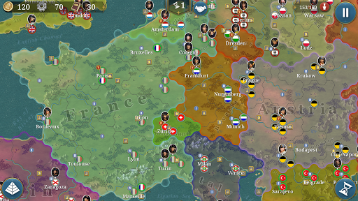 European War 6: 1804  screenshots 4
