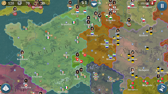 European War 6: 1804 MOD APK [Unlimited Money + Unlockd] 4
