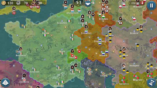 European War 6: 1804 MOD APK [Unlimited Money + Unlockd] 4