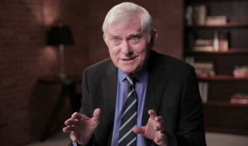 Phil Donahue: Trump's 'really cute white girls'